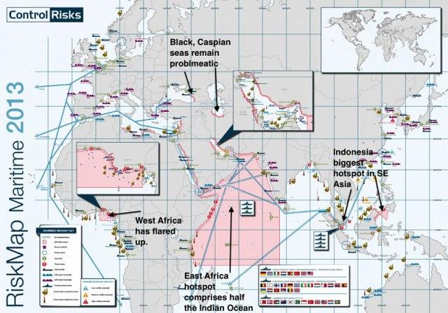 International Shipping Piracy