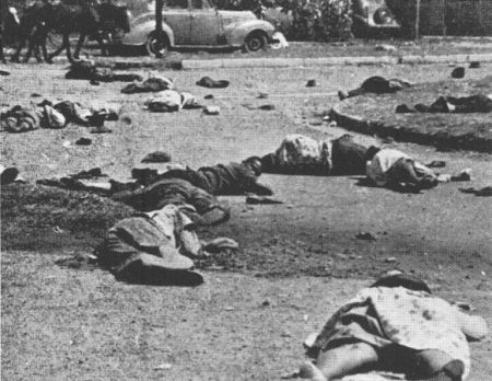 Sharpeville Massacre 21st March 1960