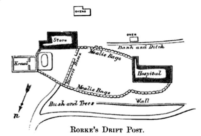 Rorke's Drift Supply Post