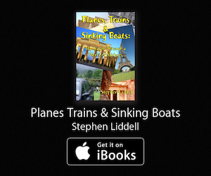 Planes Trains and sinking Boats