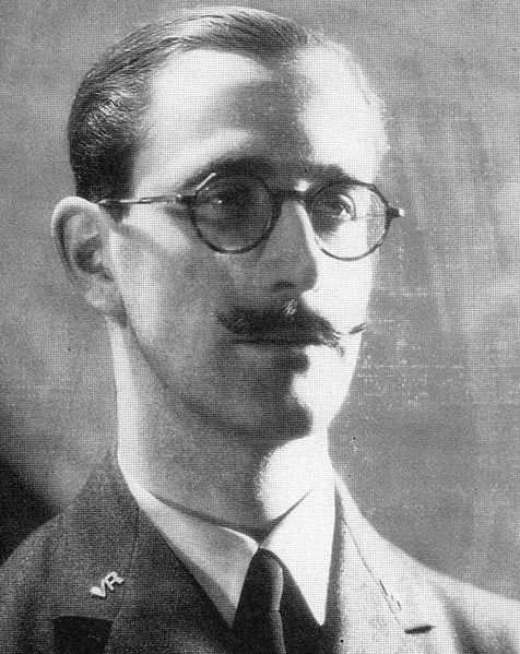 Flight Lieutenant Charles Cholmondeley