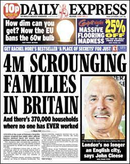 Benefit Scroungers