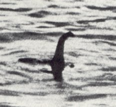 The original Nessie Photo