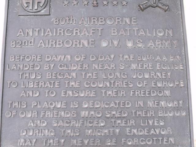 80th Airborne Commemoration