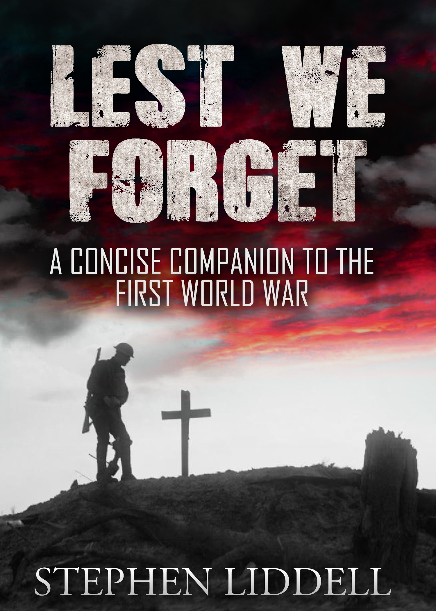 Lest We Forget: A Concise History of WW1 | Stephen Liddell