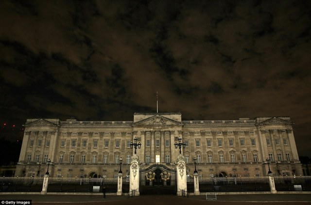 Buckingham Palace remembers
