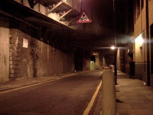 Chamber Street by John Bennett
