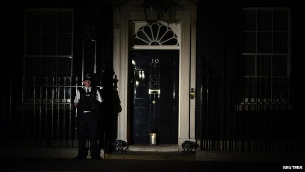 Downing Street remembers