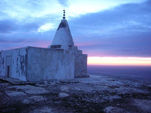 Sinjar Yazidi Temple