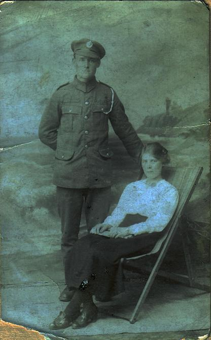 William & Gwen Cusack