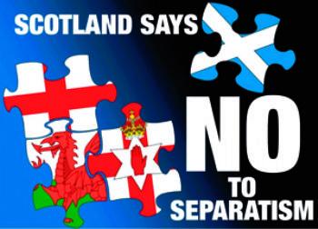 No to Separatism