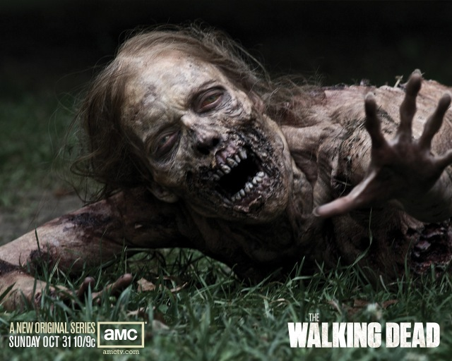 A Walker can only be killed by destroying the brain area.