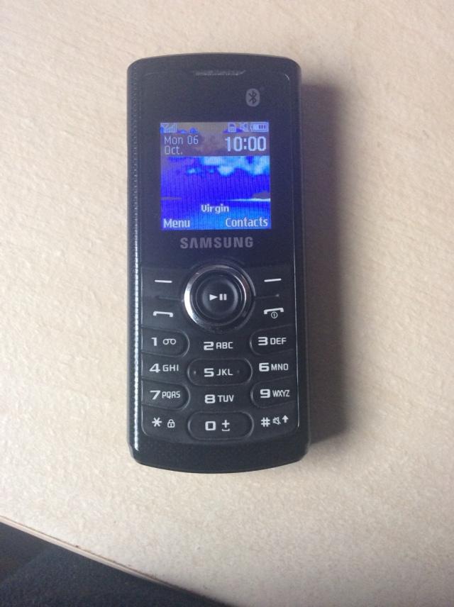 A non-smartphone