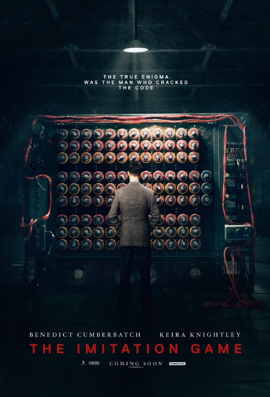 Promotional Poster for The Imitation Game