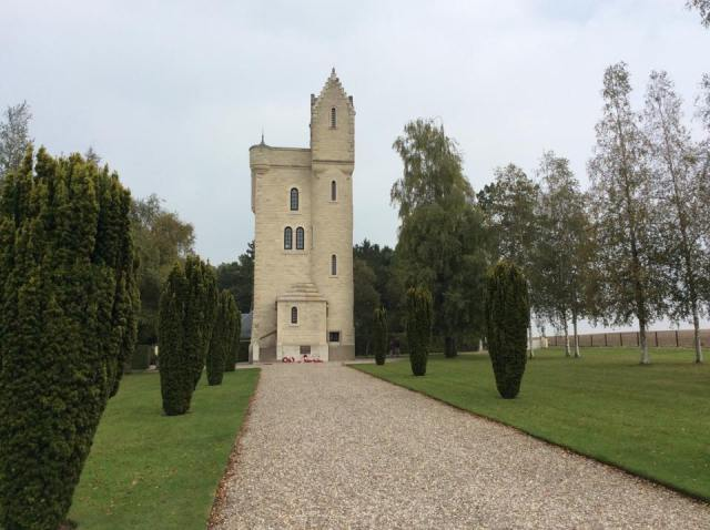 The Ulster Tower
