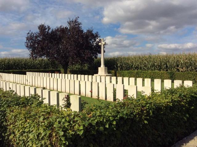 New Munich Trench Cemetery