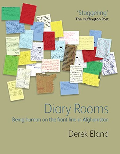 Diary Rooms  Being Human on the Front Line in Afghanistan