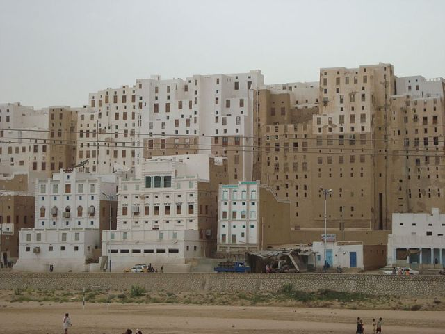 The Manhattan of the Desert - Shibam.  Photo by Aiman Titi