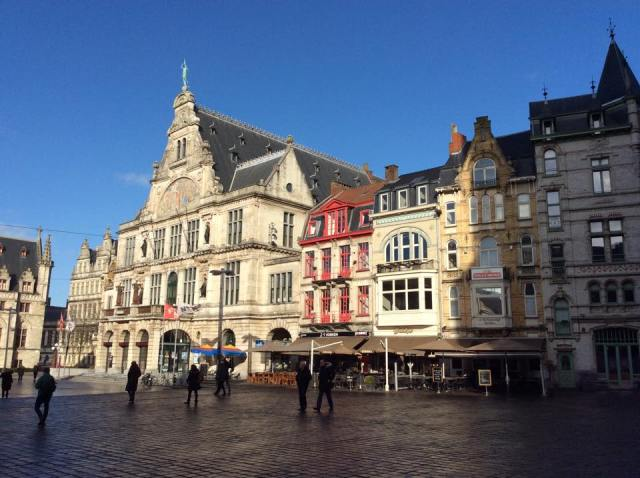 Typical Ghent Square
