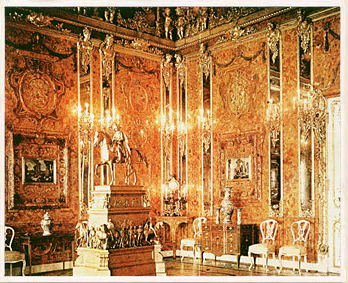 The Lost Treasures of The Amber Room