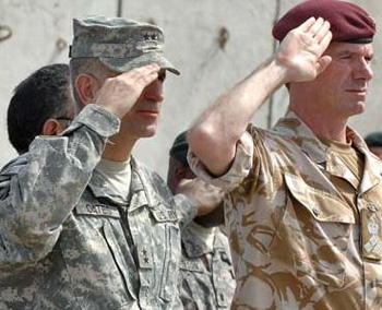 Types of salute
