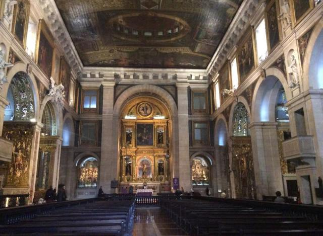 Sao Roquo Church