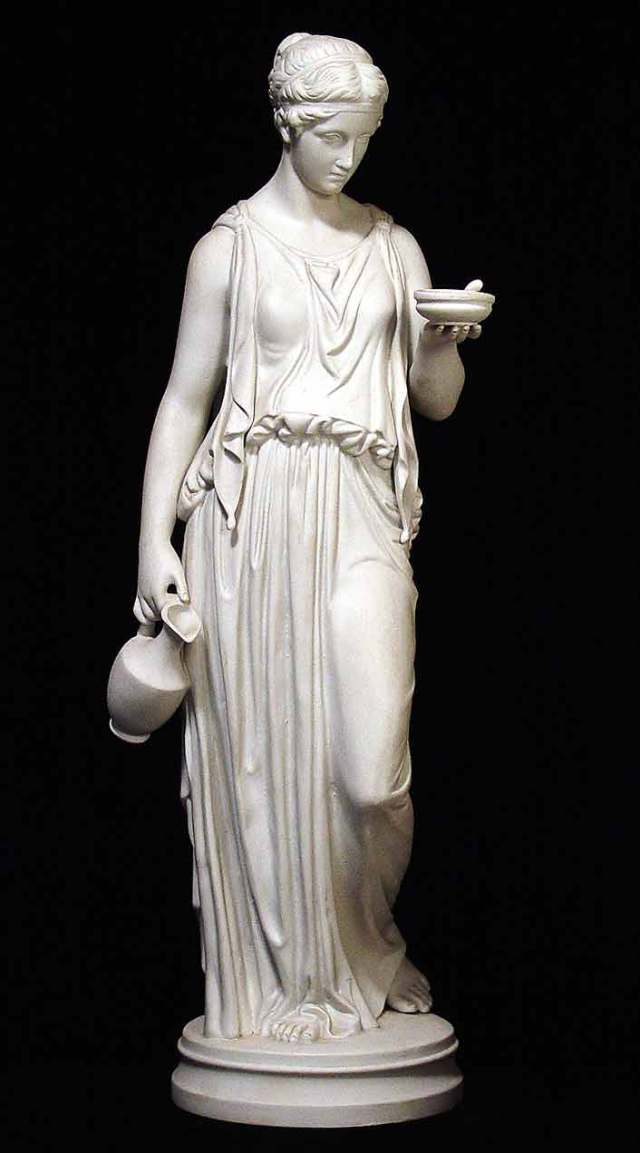 Ancient Greek Lady