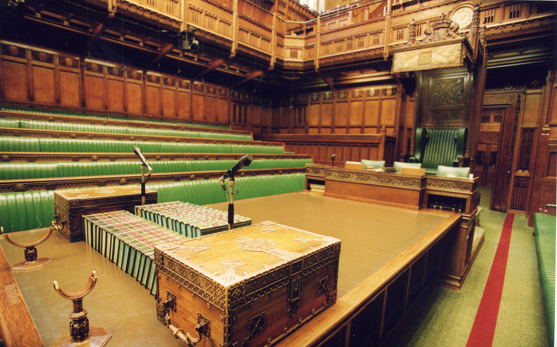 Single parliamentary chamber