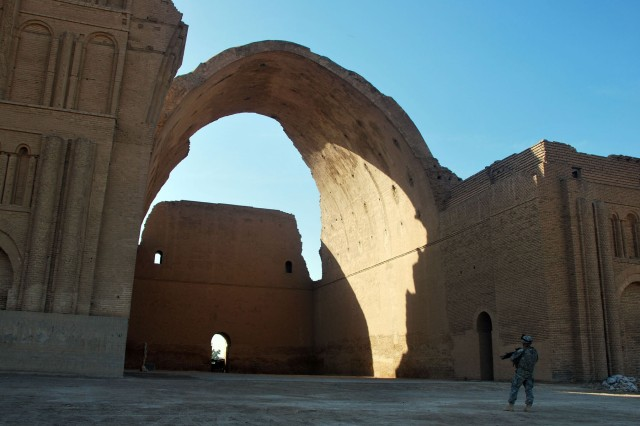 Arch Of Ctesiphon