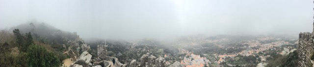 Sintra Panoramic Shot