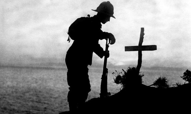 Gallipoli Grave