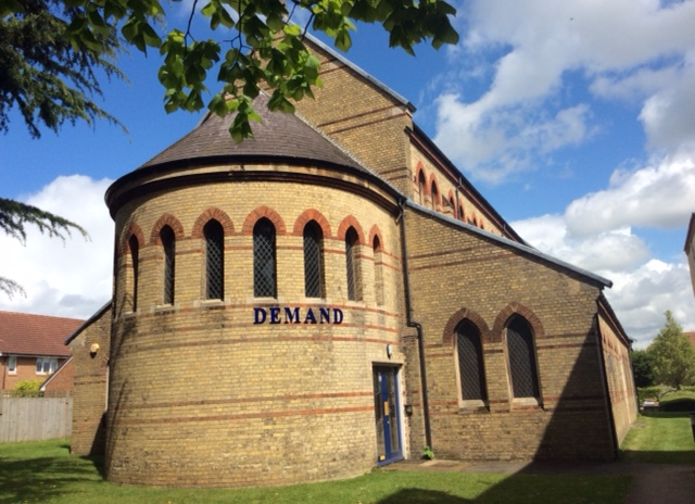 Demand in Leavesden Chapel