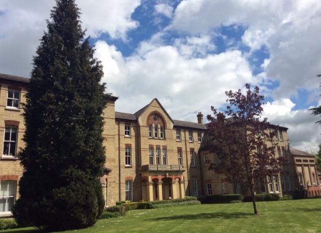 Leavesden Asylum Admin block