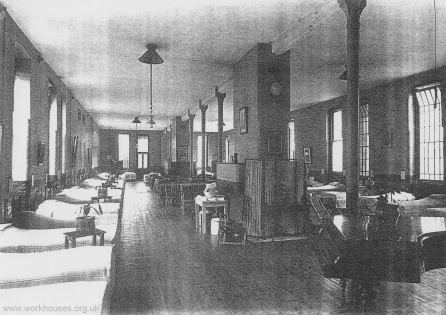 Leavesden Asylum Ward
