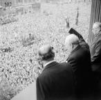 Churchill on VE Day