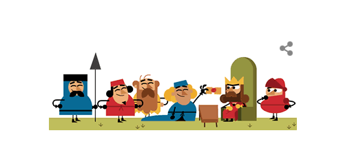 Google celebrates The Magna Carta