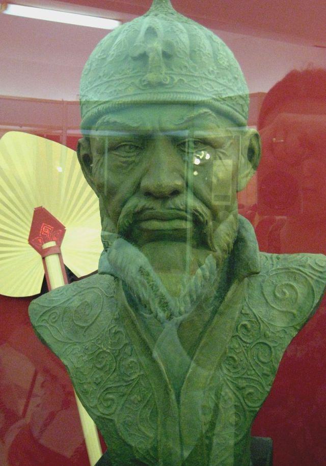 Timur Reconstruction