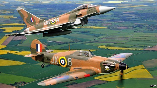 RAF Past and Present