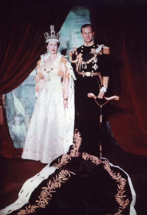 The Royal Wedding of Elizabeth and Philip