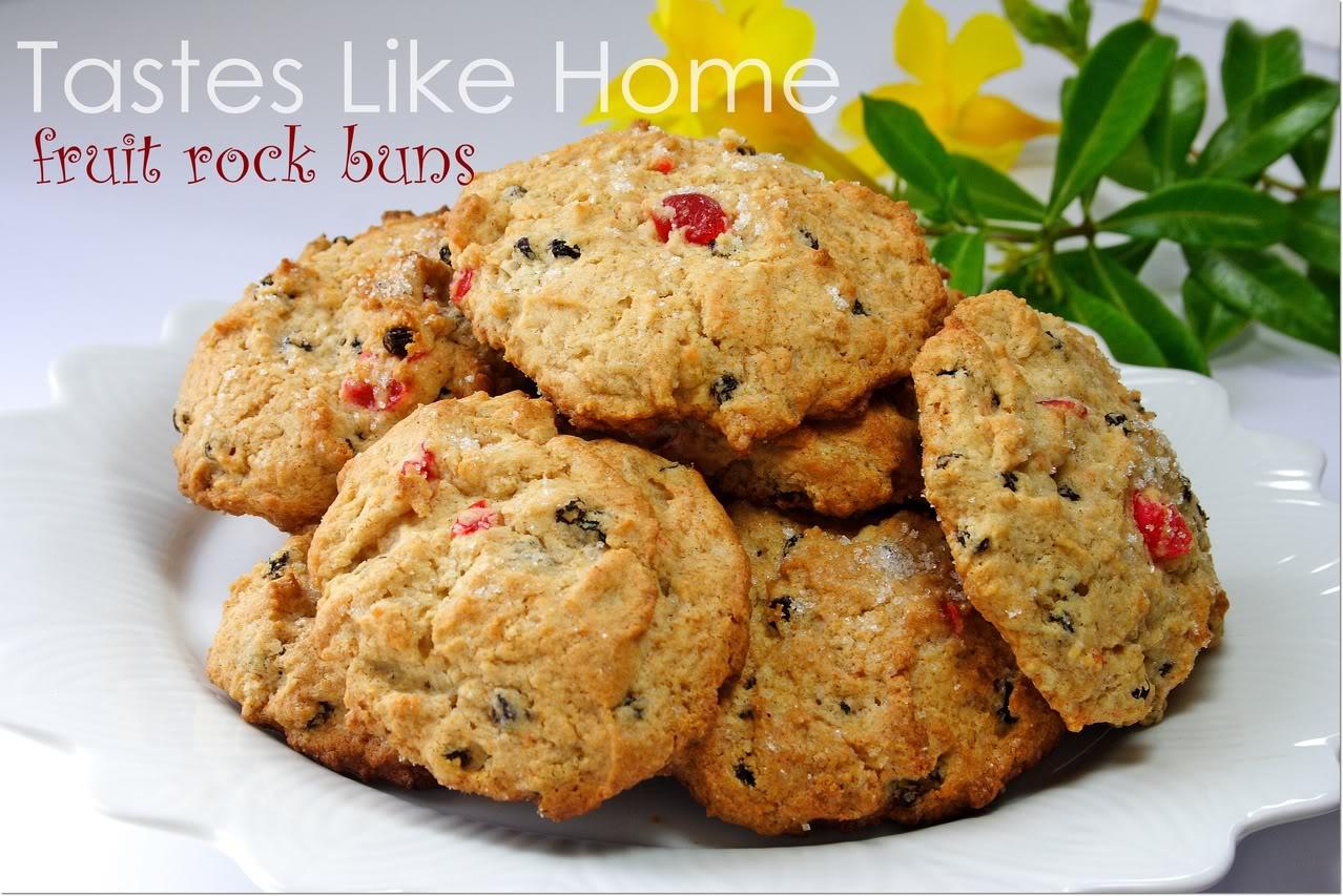 Coconut Rock Cakes Uk