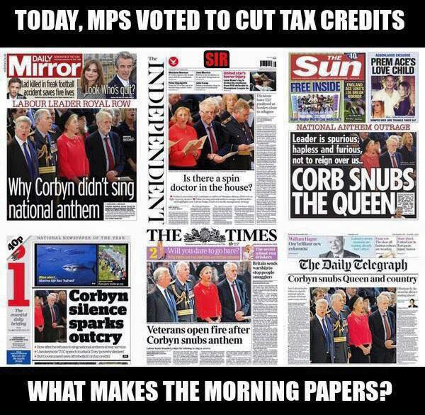 UK Newspaper Headlines