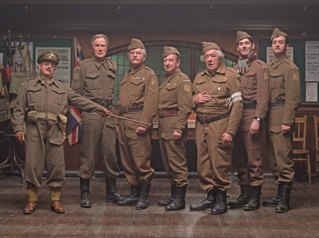 New Dad's Army