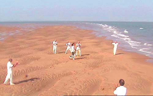 Goodwin Sands Cricket
