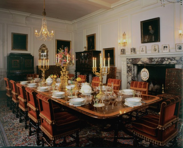Knebworth Dining Room