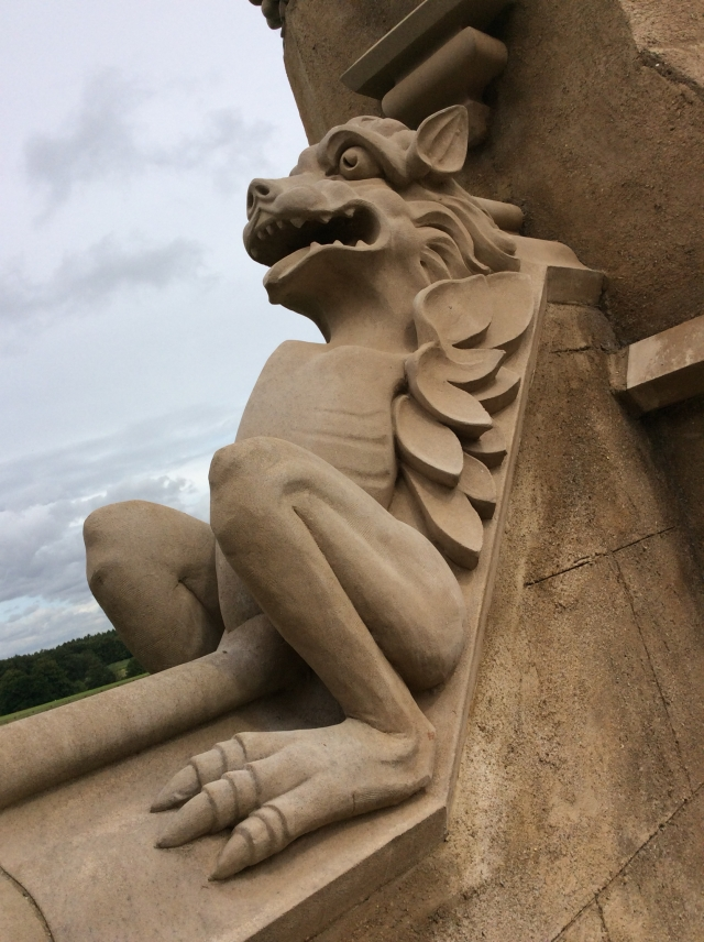 Grotesque at Knebworth