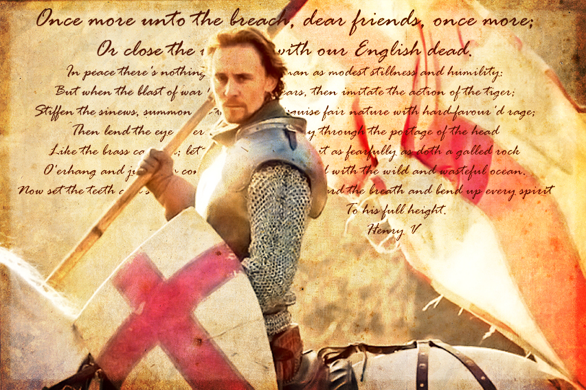 Band Of Brothers Why We Fight Quotes: The Battle Of Agincourt & Why It Still Matters Today