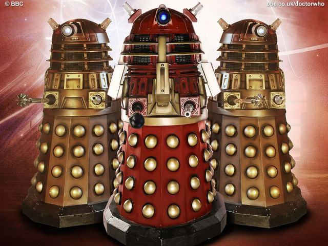 Dalek Attack Force
