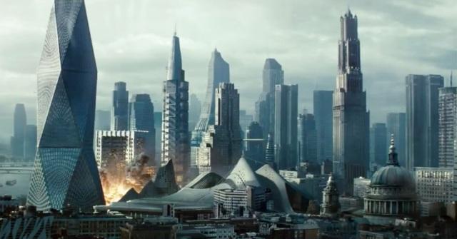 Khan blows up London