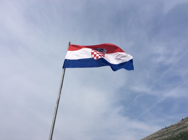 Long live Croatia!