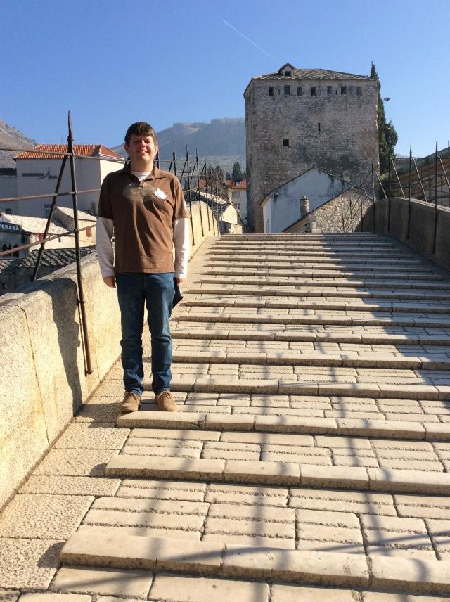 Stari Most - The old bridge of Mostar